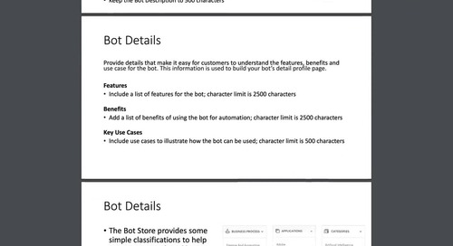 How to Submit a Bot or Digital Worker_es-XL