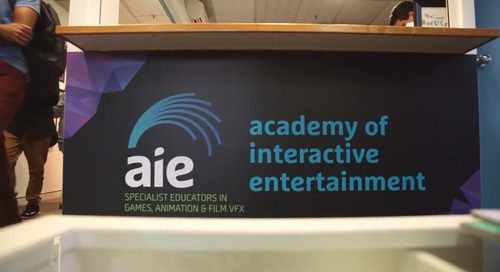 Academy of Interactive Entertainment & Canvas- Giving Teachers & Students Control of Their LMS