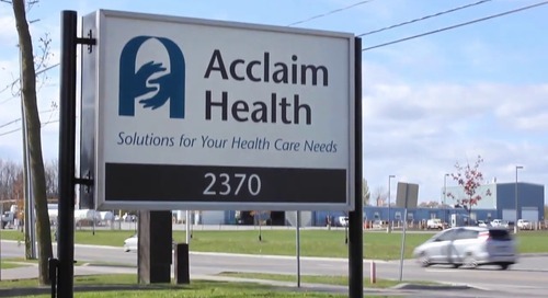 Acclaim Health: Achieving 90% in paper reduction with AlayaCare's Home Care Software