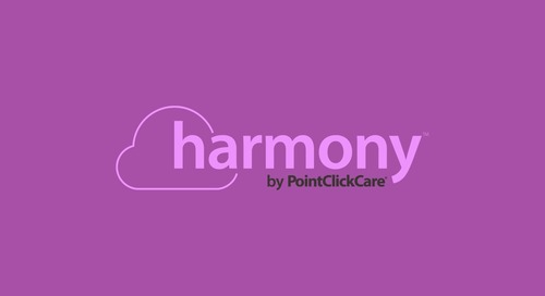 Harmony by PointClickCare