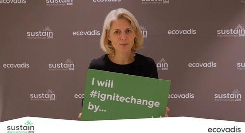 Sustain 2019 #IgniteChange Testimonials Part 1