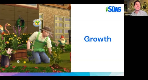 Webinar - Data to Insights: How EA Found Answers in the Sims