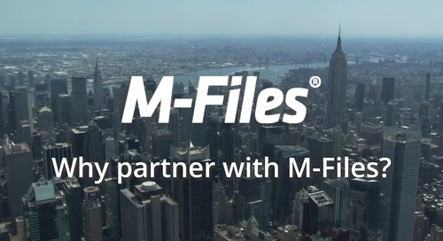M-Files Partner Program