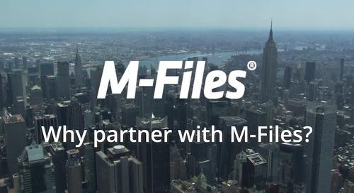 M-Files Partner Program