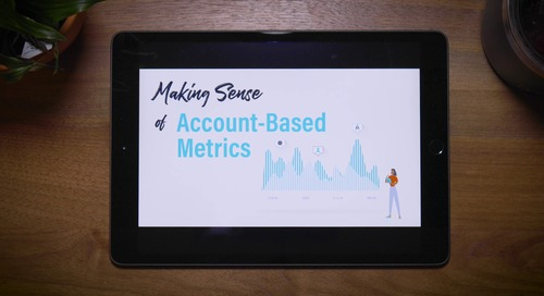 MakingSense of Account-Based Metrics