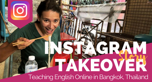 Day in the Life Teaching English Online in Bangkok, Thailand with Nicole Rae