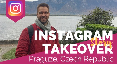 Day in the Life Teaching English in Prague, Czech Republic with Ryan Cook