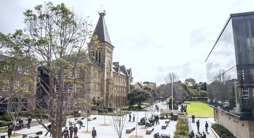 Newington College & Canvas - A Shared Vision for Student-Centered Learning