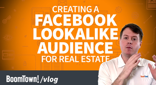 Creating a Facebook Lookalike Audience for Real Estate