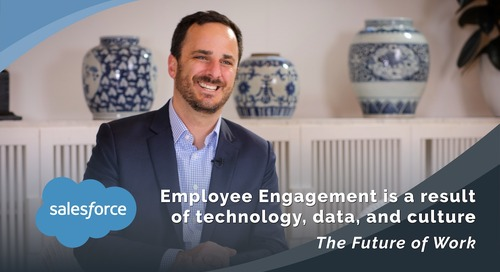 The Future of Work: Employee Engagement