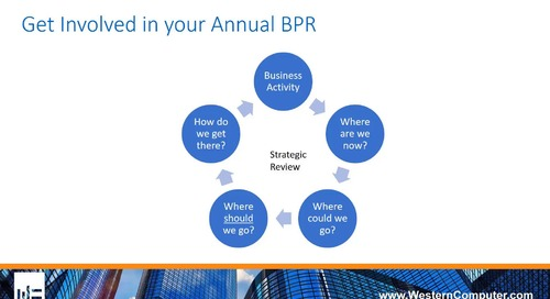 How Annual Business Reviews Unite Your ERP Solution and Operations