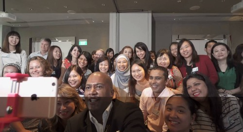 APAC Workforce Mobility Strategy Summit 2017