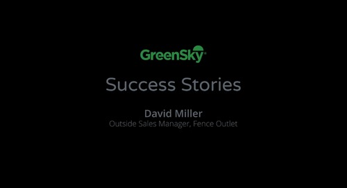 David Miller – Fence Outlet  (Abridged)