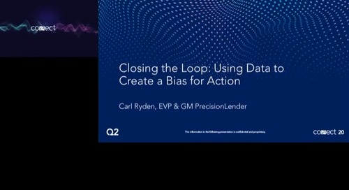 Closing the Loop: Using Data to Create a Bias for Action