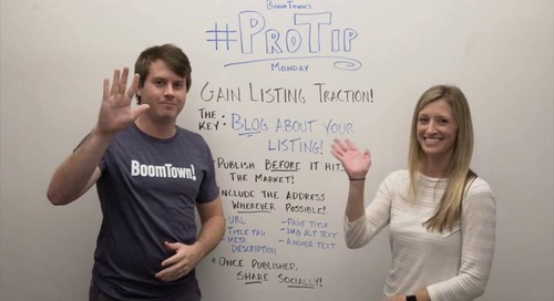 ProTip: Gain Listing Traction with This Tip