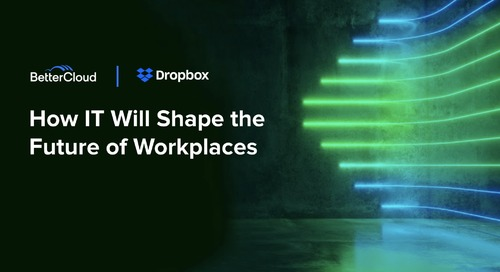 How IT Will Shape the Future of Workplaces