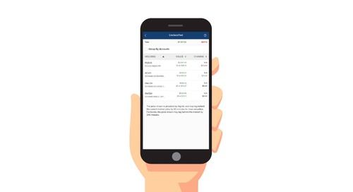 FinApp: Envestnet | Yodlee Investment Holdings