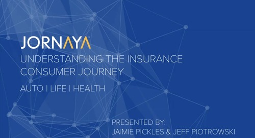 Understanding the Insurance Consumer Journey