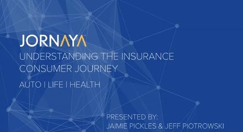 Understanding the Insurance Consumer Journey