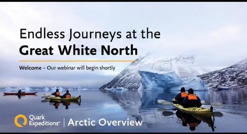 Arctic Overview: Endless Journeys at the Great White North