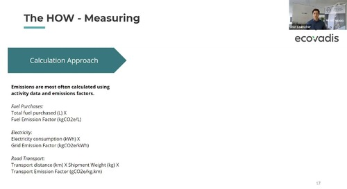 [Nexio Projects Webinar] CO2 Emissions: How To Measure and Reduce