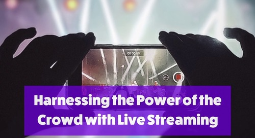 Harnessing the Power of the Crowd with Live Streaming