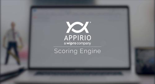 The Appirio Scoring Engine