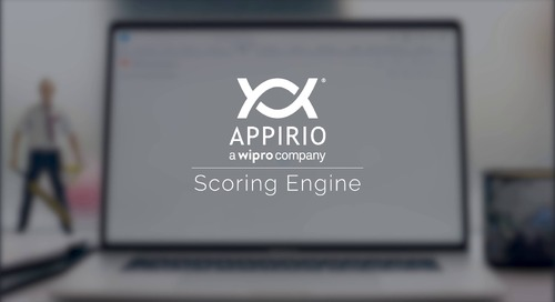 The Appirio Scoring Engine
