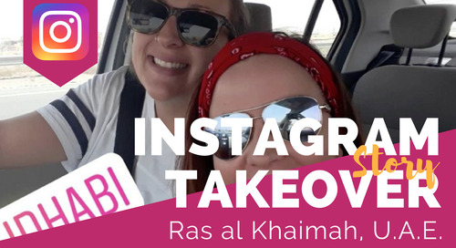 Day in the Life Teaching English in Ras al Khaimah, U.A.E. with Katie Ayers