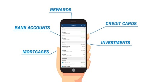 Envestnet | Yodlee Account Summary FinApp