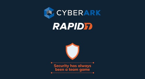 CyberArk & Rapid7