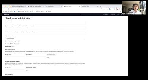 Demo: Codat Marketplace Listing