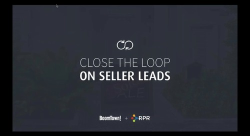 Mastering the Transition from Seller Lead to Listing