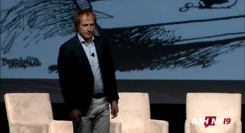 How Taavi Kotka Digitally Transformed Estonia - THINK 19