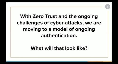 Building Trust into Digital Experiences