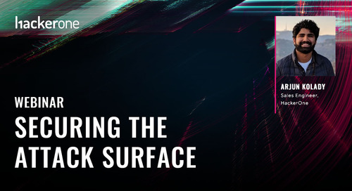 Securing the Attack Surface