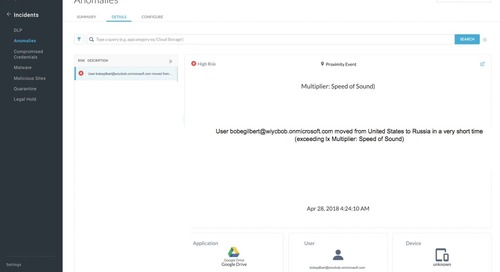 Demo - Multi-level Step Up Authentication