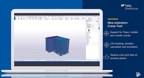 Tekla 2021 - What's New for Precast