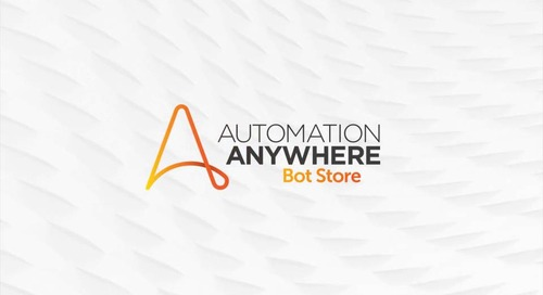 Bot Store | The world's first digital workforce marketplace.