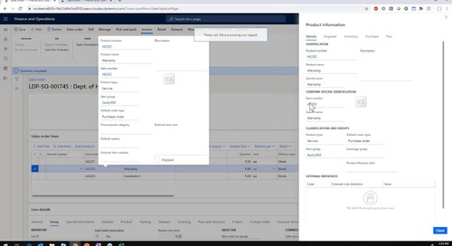 New in Finance - Revenue Recognition in Dynamics 365 Finance
