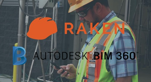 Raken and BIM 360 Integration