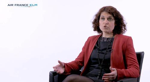 Air France-KLM habla de sus esfuerzos de sostenibilidad y de cómo EcoVadis ayuda