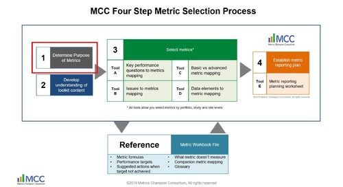 Metrics Champion Consortium: Next Generation Tools