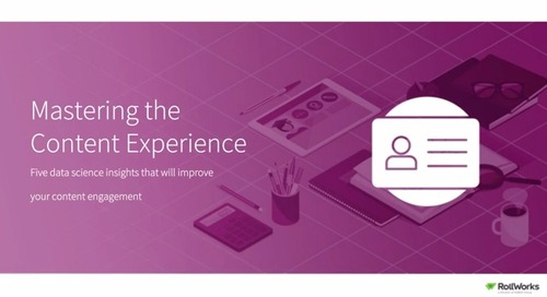 Back to Marketing School: Customizing the Content Experience