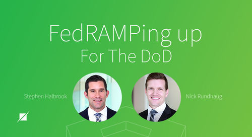 FedRAMPing Up for the DoD