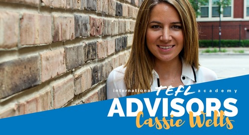 International TEFL Academy Advisor - Cassie Wells
