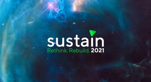 Welcome to Sustain 2021!