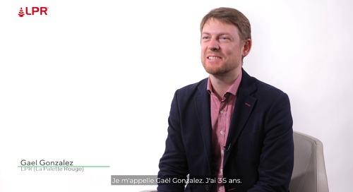 Gael Gonzalez parla delle ambizioni di sostenibilità di La Palette Rouge