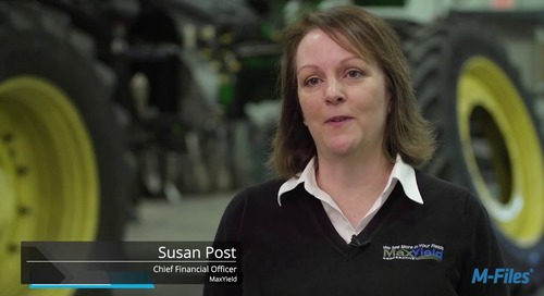 Customer Case Study Video: MaxYield Cooperative