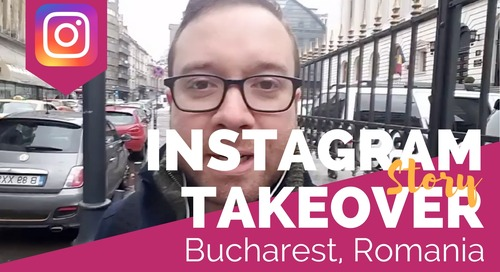 Day in the Life Teaching English in Bucharest, Romania with Dave Haas